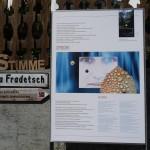 Stundenweg in Südtirol und der Schweiz - erste Station